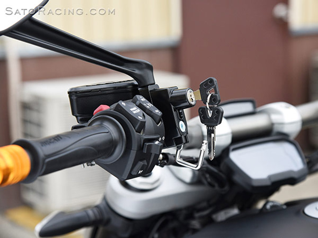 Carbon Fiber Wheels >> HELMET LOCK