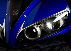 Yamaha YZF R1 Headlight Trim