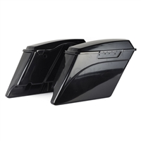 Harley 94-13 Unpainted Stretched Saddlebags