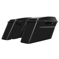 Harley 94-13 Vivid Black Standard Saddlebags