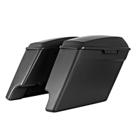 Harley Touring 4 Inch Stretched Saddlebags