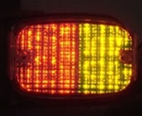 Yamaha Motorcycle Tail Light