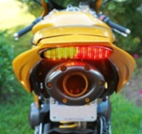 TRIUMPH Motorcycle Tail Light