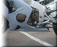 Hotbodies Kawasaki ZX6R/RR (03-04) Fiberglass Race Lower