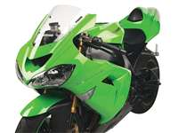 Hotbodies KAWASAKI ZX10R (04-05) SS Windscreen (Stock Replacement) - Clear
