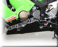 Hotbodies Kawasaki ZX6RR (05-06) Fiberglass Race Lower