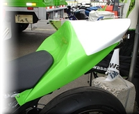 Hotbodies Kawasaki ZX6RR (05-06) Fiberglass Race Tail Section