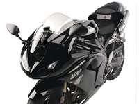 Hotbodies KAWASAKI ZX6R (05-08), ZX10R (06-07) SS Windscreen (Stock Replacement) - Clear