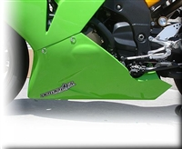 Hotbodies Kawasaki ZX10R (06-07) Fiberglass Race Lower