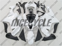 Kawasaki ZX6R Unpainted Fairings