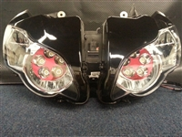 Honda CBR 1000RR Headlight Conversion