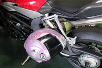 Motorcycle Helmet Lock