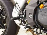MV AGUSTA F4  ('10-'14) Rear Sets