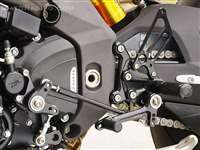 MV AGUSTA F4 ('10-'14) Reverse Shift Rear Sets