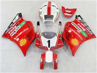 Red Infostrada Ducati 748/916/998/996 Fairings | ND748-1