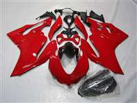 Ducati 1199 899 Panigale Solid Red Fairings | ND899-3