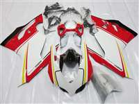 Ducati 1199 899 Panigale Red/White/Yellow Fairings | ND899-7