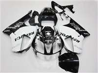 Honda VTR 1000 / RC 51 / RVT 1000 Black/White Repsol Fairings | NH10006-2