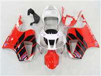 Honda VTR 1000 / RC 51 / RVT 1000 Nicky Hayden Fairings | NH10006-25