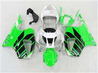 Honda VTR 1000 / RC 51 / RVT 1000 Bright Green OEM Style Fairings | NH10006-27