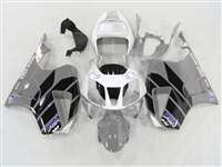 Honda VTR 1000 / RC 51 / RVT 1000 Silver/Black Fairings | NH10006-29