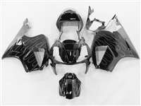 Honda VTR 1000 / RC 51 / RVT 1000 Silver Flame Fairings | NH10006-34