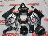 Honda VTR 1000 / RC 51 / RVT 1000 Silver/Black OEM Style Fairings | NH10006-4