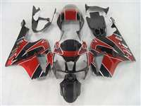 Honda VTR 1000 / RC 51 / RVT 1000 Deep Red/Black Fairings | NH10006-5