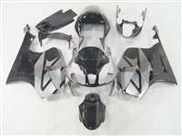 Honda VTR 1000 / RC 51 / RVT 1000 Silver/Black OEM Style Fairings | NH10006-6