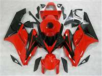 2004-2005 Honda CBR 1000RR Red/Black OEM Style Fairings | NH10405-23