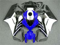 2004-2005 Honda CBR 1000RR Motorcycle White/Blue OEM Style Fairings | NH10405-25