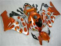 2004-2005 Honda CBR 1000RR Metallic Orange Tribal Fairings | NH10405-27
