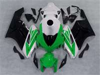 2004-2005 Honda CBR 1000RR Green/White/Black Fairings | NH10405-28