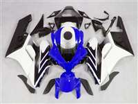 2004-2005 Honda CBR 1000RR Motorcycle White/Blue OEM Style Fairings | NH10405-31