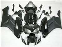 2004-2005 Honda CBR 1000RR Matte/Gloss Black Fairings | NH10405-4
