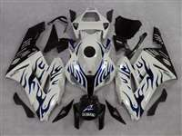 2004-2005 Honda CBR 1000RR Blue Fire/White Fairings | NH10405-45