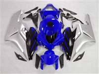 2004-2005 Honda CBR 1000RR Blue/Silver/Black Fairings | NH10405-47