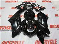 2004-2005 Honda CBR 1000RR Motorcycle Glossy Black Fairings | NH10405-54