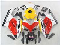 2004-2005 Honda CBR 1000RR Custom Repsol Fairings | NH10405-58