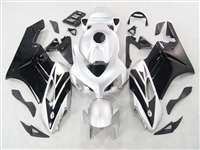 2004-2005 Honda CBR 1000RR Black/White Accents Fairings | NH10405-59