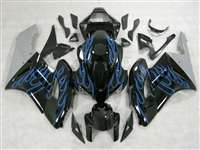 2004-2005 Honda CBR 1000RR Blue Flame Fairings | NH10405-6