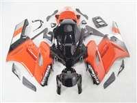2004-2005 Honda CBR 1000RR Orange/Black Fairings | NH10405-62