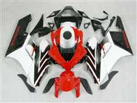 2004-2005 Honda CBR 1000RR OEM Style Red/White Fairings | NH10405-74