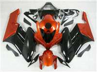 2004-2005 Honda CBR 1000RR Metallic Orange/Black Fairings | NH10405-76