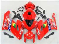 2004-2005 Honda CBR 1000RR Red Eurobet Fairings | NH10405-95