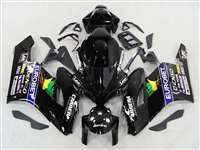 2004-2005 Honda CBR 1000RR Black Eurobet Fairings | NH10405-97