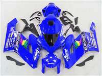 2004-2005 Honda CBR 1000RR Blue Eurobet Fairings | NH10405-98