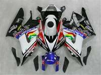 2006-2007 Honda CBR 1000RR Eurobet Race Fairings | NH10607-16