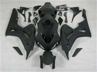 2006-2007 Honda CBR 1000RR Matte Black Fairings | NH10607-17