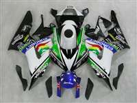 2006-2007 Honda CBR 1000RR Eurobet Race Fairings | NH10607-23